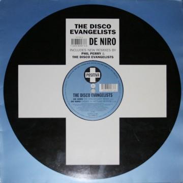 Disco Evangelists - De Niro (Full Circle Mix) 3